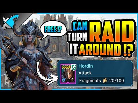 ⚡Can RAID Turn it Around !?⚡ | Fragments, 10X Event, Bazaar | RAID: Shadow Legends