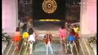 Pippo Franco Chi chi chi co co co(Festival di Sanremo 1983)