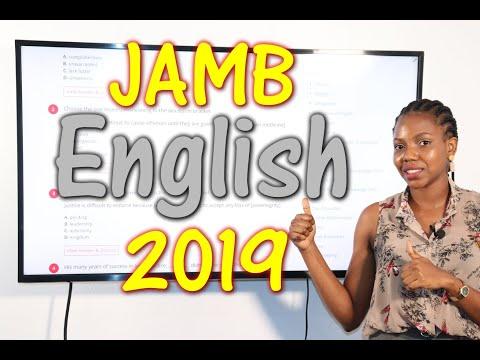 JAMB CBT English 2019 Past Questions 1 - 24