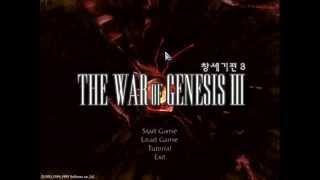 창세기전3 War of Genesis 3 part1 OST