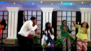 Tim Godfrey & Xtreme - Champion [Live Performance at Covenant Christian Centre]