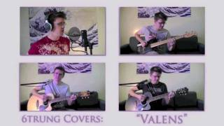 """Valens"" (The Movielife) - 6trung Acoustic Cover"