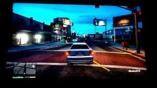 GTA V || The game Ali Bomaye
