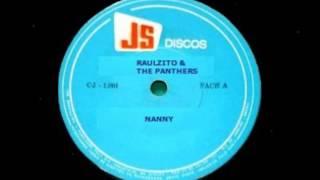 Raulzito & The Panthers - NANNY - primeiro disco de Raul Seixas e seu Grupo - gravação de 1964