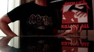 metallica kill em all,  review