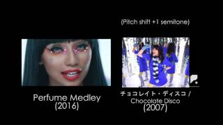 [UPDATE] Pentatonix - Perfume Medley (Side By Side)