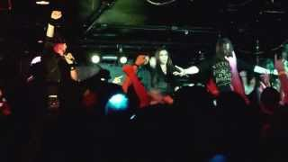 Amaranthe- Afterlife Live @ The Middle East 7/19/13