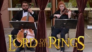 Trio de Casamento | Tema do Filme Senhor dos Aneis | Instrumental | Musicos para Casamento