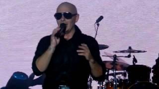 Pitbull - I know you want me (Live Sao Paulo)