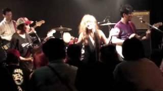 南海航路(カルメン・マキ&OZカバー)さくら&竜巻堂 2009/5/16