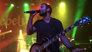 Inhale, Exhale - Rebelution live at the Majestic Theatre Ventura,CA 3/13/2016