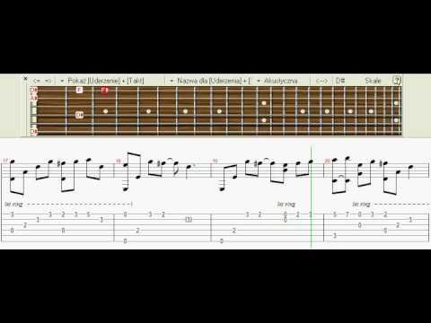 Naruto sadness and sorrow guitar pro tabs Chords - Chordify