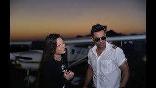 Não Pegue Esse Avião - Cavaleiros do Forró, Maria Clara (Clipe Oficial) #ElasCantamEliza