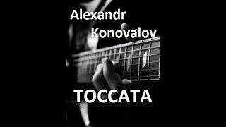 Alexand Konovalov Toccata Am Electro