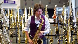 Trevor James SR Tenor Saxophone