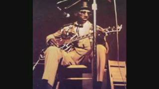 Mississippi Fred McDowell - Untitled Live Blues Song