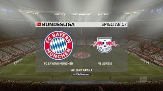 FIFA 19 Karriere [S01F34] FC Bayern vs RB Leipzig