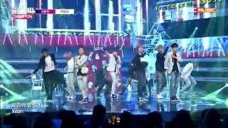 세븐틴(seventeen) Rock - 무대 교차 편집 stage mix