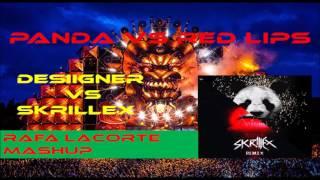 Desiigner vs Skrillex - Red Panda (Rafa Lacorte mashup)