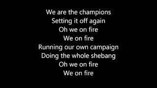 Fire - Gavin DeGraw Lyrics