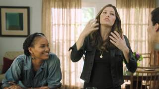 Jessica Biel, Whitney Cummings And Joy Bryant On The Pill