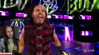 WWE Raw 1/8/18 NEW Matt Hardy Woken Entrance Theme
