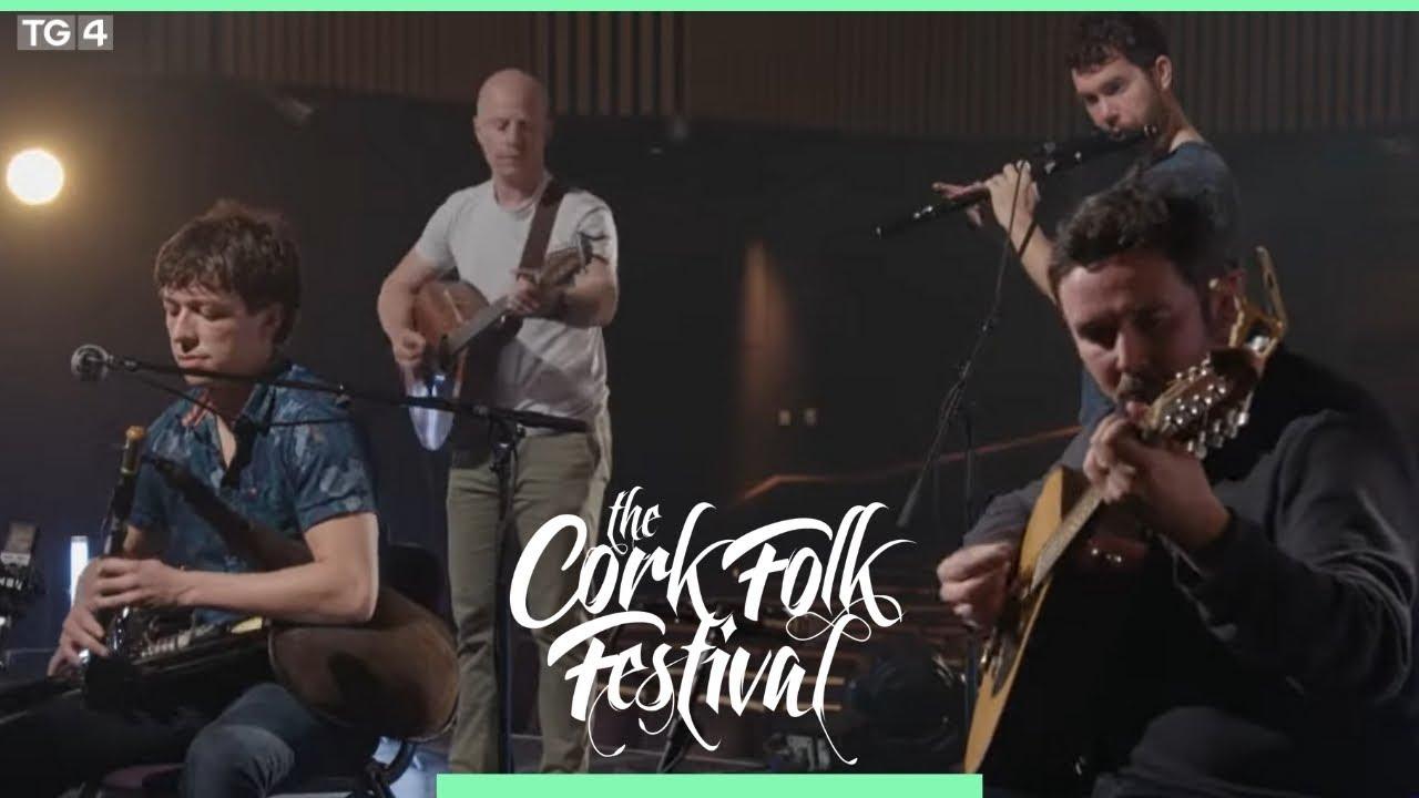 The Bonny Men – Cork Folk Festival LIVE
