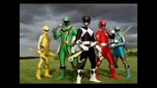 Power Ranger Operation Overdrive Once Ranger Ranger ForeveR (music video)