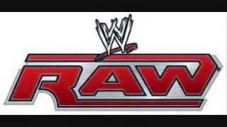 WWE RAW Theme song 2008