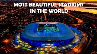 TOP 20 Most Beautiful Stadiums in the World (AWESOME FOOTBALL/SOCCER STADIUMS)