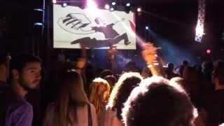 Capicua no Portugal Alive em Barcelona. 2 de Outubro de 2015