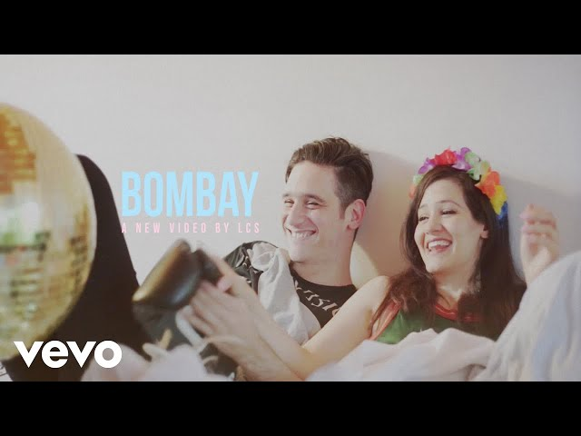 "Video oficial de ""Bombay"" de Los Coming Soon"