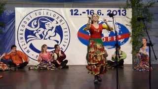 FS Karpaty - cikánské písničky 2