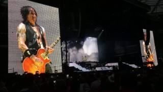 Guns N' Roses - Wish You Were Here (Instrumental) Live in London June 17 2017