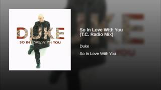 So In Love With You (T.C. Radio Mix)
