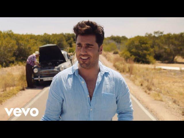 """Vídeo oficial de """"Lo pide el alma"""" de David Bustamante."""