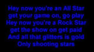 Smash Mouth - All Star Lyrics (ORIGINAL)