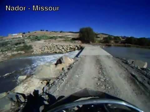 Motorcycle Trail Travel in Morocco Diciembre 2012: Fez Figuig Ich Chott Tigri