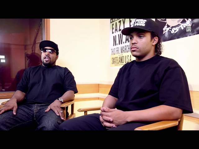 Vídeo de Straight Outta Compton de Ice Cube