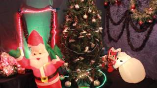 Grotto Tree - The Interactive Christmas Grotto!