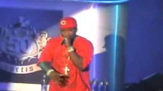 50 Cent - Hustlers Ambition (Live)