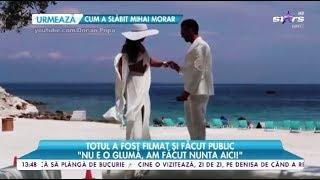 """Dorian Popa s-a căsătorit în Grecia: """"Nu e o glumă, am făcut nunta aici!"""""""