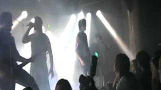 SHE WAS NOTHING - Sorry You Are Not A Winner (ENTER SHIKARI cover) 23/04/11 @ latte+
