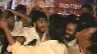 Zakir Syed Zuriyat Imran & Waseem Baloch | Majlis at Lalian (12/05/2008) width=