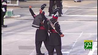 Wagah Border Flag Lowering Ceremony | 14th August 2018 | 92NewsHD