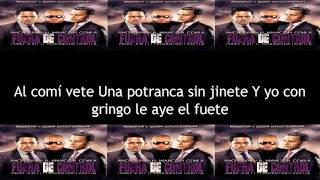 LETRA: Angel Y Khriz Ft. Franco El Gorila - Fuera De Control ★★♪ ♫2014♪ ♫★★