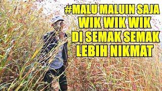 ( PRANK DRONE ) Ngintip Cowo Sama Cowo Pacaran Di Semak