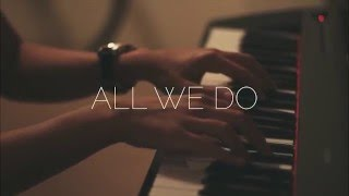 All We Do (Oh Wonder) Cover by Ben H ft. Lizzie K