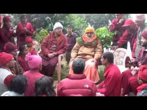 Clips of the Meditation Camp at Osho Venuban, Dhading, Nepal