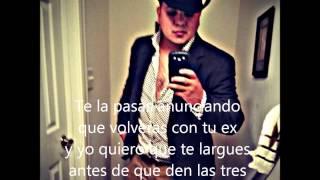Te La Pasas - Roberto ft Raul (cover)